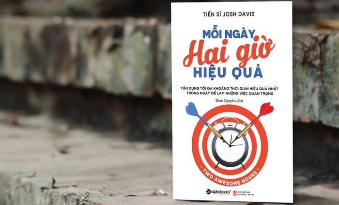 Giáo sư Nguyễn Lân Dũng đọc giùm bạn (96): Mỗi ngày hai giờ hiệu quả