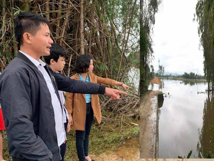 Học sinh lớp 9 dũng cảm cứu 2 bạn đuối nước ở Hà Tĩnh: Em không thể đứng nhìn!
