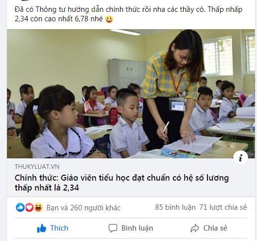 Giáo viên mừng rơi nước mắt khi hay tin Bộ Giáo dục đã bỏ chứng chỉ