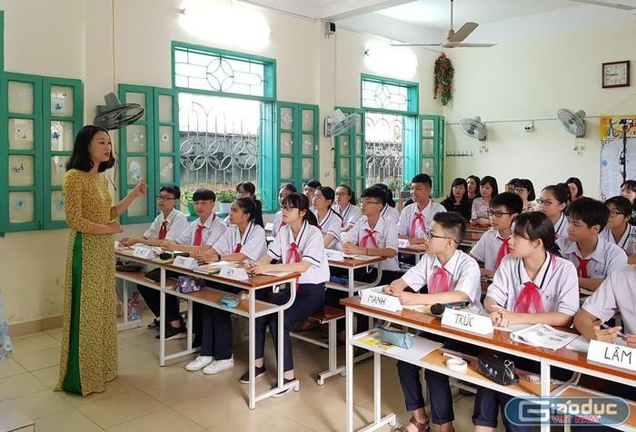 Quy định xếp lương mới giáo viên cấp 1, 2 tăng vượt bậc cấp 3 hầu như giữ nguyên