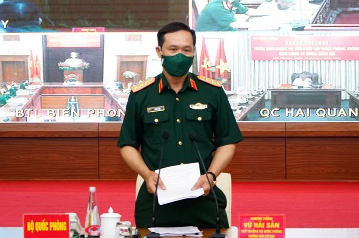 Bộ Quốc phòng triển khai các nhiệm vụ, giải pháp cấp bách phòng chống COVID-19