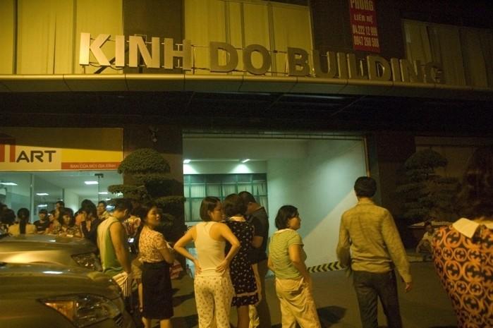 """Công ty KS Kinh Đô bị 'tuýt còi"""" vì sai phạm trong xây dựng"""