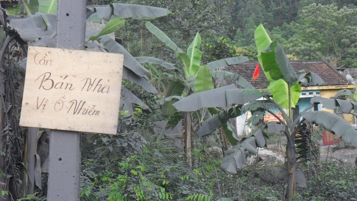 Quảng Ninh: Người dân đồng loạt treo biển bán nhà vì 'ô nhiễm quá'