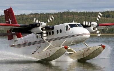 Canada huấn luyện phi công máy bay tuần biển DHC-6 cho hải quân VN