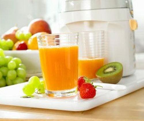 Nước ép trái cây, cho con uống thế nào là đủ?