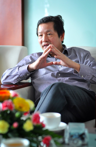 Ông Trương Gia Bình: Chọn người lãnh đạo ở FPT không dễ