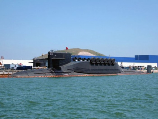 Báo Nhật: Trung Quốc đang chế tạo 5 tàu ngầm hạt nhân 094