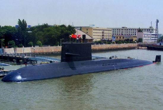 Trung Quốc đang dùng tàu ngầm để đe dọa các nước ở Biển Đông
