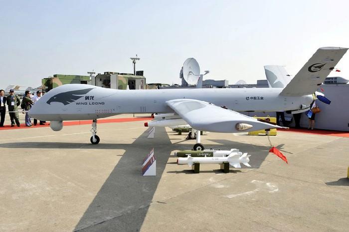 UAV Trung Quốc và tham vọng sẽ phá vỡ độc quyền của phương Tây
