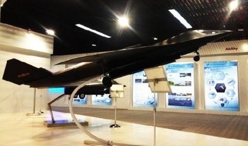 Jane's viết gì về mô hình máy bay ném bom giống F-117 Nighthaw của TQ?