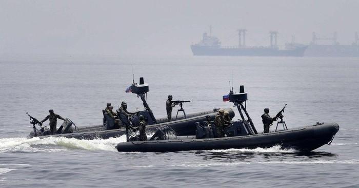 Biển Đông: Philippines, Mỹ đều có thể đưa quân tới bãi cạn Scarborough