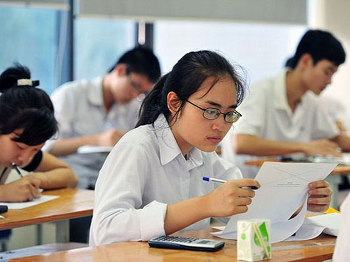 Bộ Giáo dục chính thức công bố điểm sàn ĐH, CĐ năm 2012