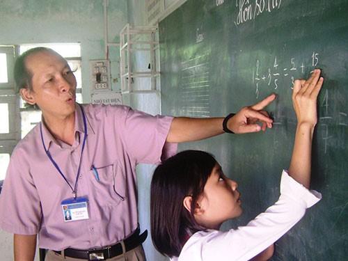 Sẽ chi ngân sách khoảng 565 tỷ đồng cho phụ cấp thâm niên giáo viên?