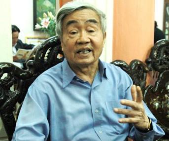 GS.Phạm Minh Hạc: