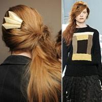 Video làm đẹp: Đánh cắp kiểu tóc lệch thời trang