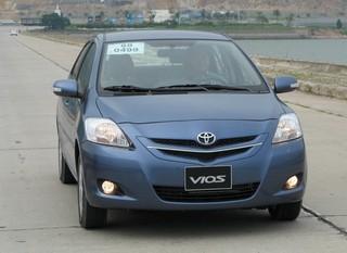 Toyota Việt Nam triệu hồi hơn 5.000 xe