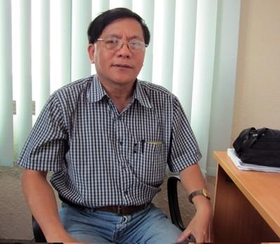 TS Trịnh Hòa Bình: