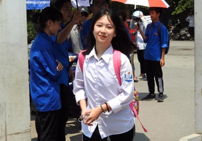 Thí sinh tỉnh Bình Phước tự tin đậu hết vào lớp 10 trường công lập