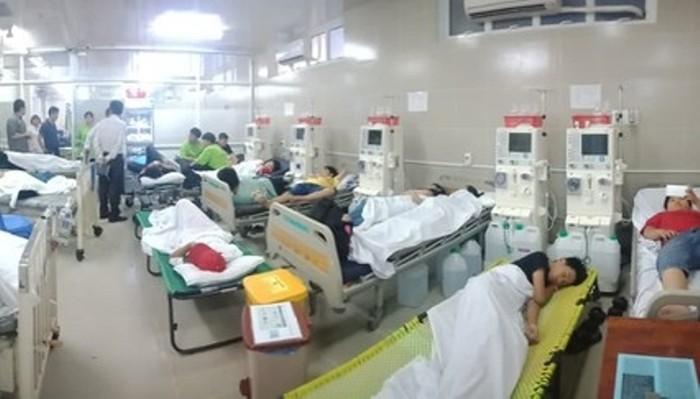 Học sinh ngộ độc sau khi ăn xôi gà do Công ty du dịch Núi Non Xanh cung cấp