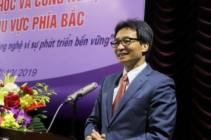 """Phó Thủ tướng Vũ Đức Đam: Trí thức Việt Nam không """"thua em, kém chị"""""""