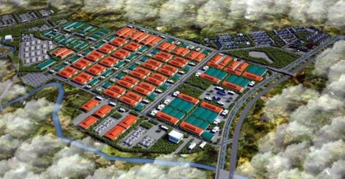 Dự án hạ tầng kỹ thuật khu công nghiệp sạch Sóc Sơn có vốn đầu tư hơn 3 nghìn tỷ