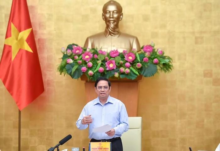 """Thủ tướng: thống nhất quyết tâm và hành động để sớm gỡ """"thẻ vàng"""""""