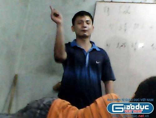 Vụ thầy giáo
