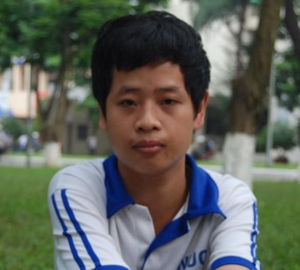 Chàng sinh viên ĐH Xây dựng Hà Nội ba lần vượt qua nỗi đau