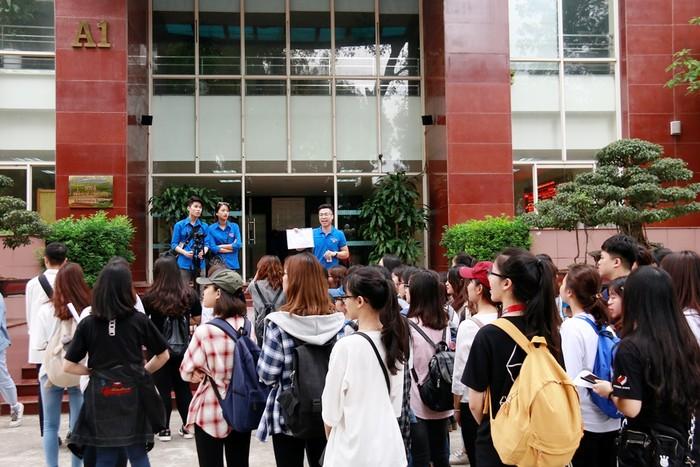 Tư vấn tuyển sinh khác biệt của Học viện Báo chí và Tuyên truyền