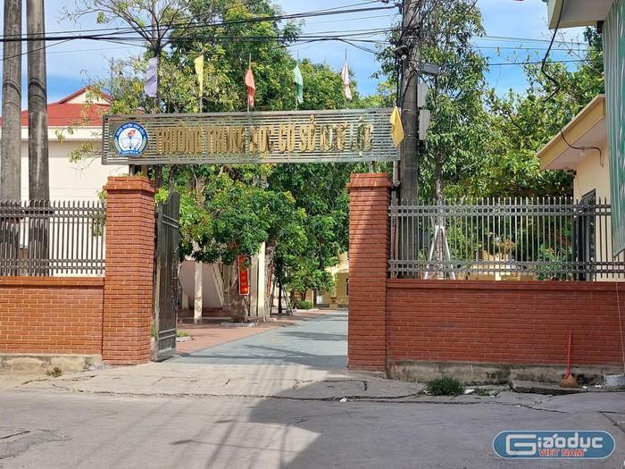 Sở Giáo dục Thanh Hóa yêu cầu Phòng xuống cấp 2 Ngư Lộc kiểm tra việc sửa điểm