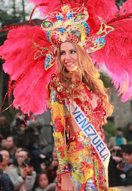 Thúy Hạnh đoán Trúc Diễm sẽ lọt top 3 Hoa hậu Quốc tế