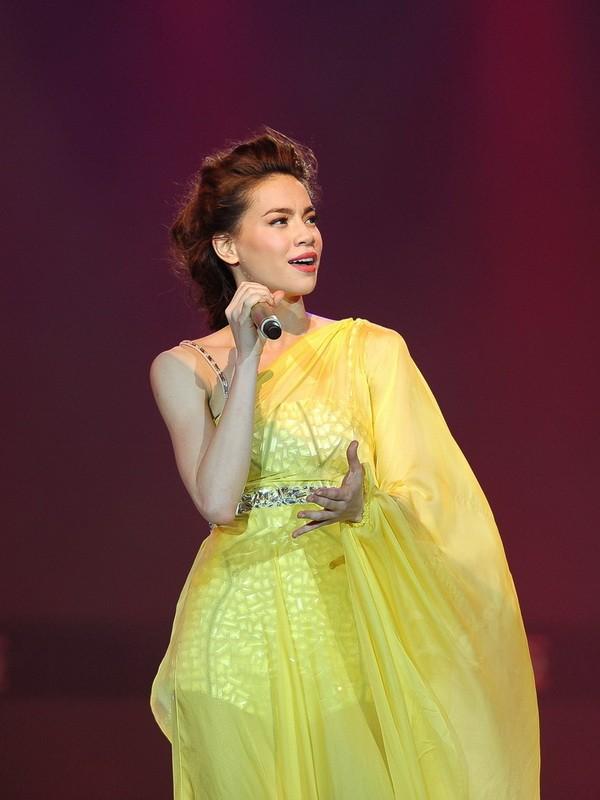 Hồ Ngọc Hà vừa kết thúc một live concert thành công và có thêm hứng khởi để tiếp tục sự nghiệp âm nhạc.
