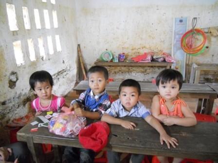 Bộ GD-ĐT phản hồi về việc chi hỗ trợ tiền ăn cho trẻ vùng khó