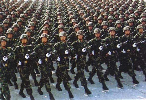 Trung Quốc bất ngờ công khai phiên hiệu các tập đoàn quân chủ lực