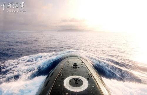 Tàu ngầm HĐ Nam Hải diễn tập rải ngư lôi phong tỏa Biển Đông?