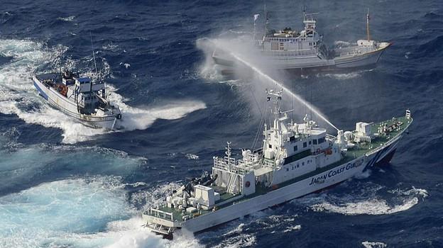 Tàu Trung Quốc, Đài Loan