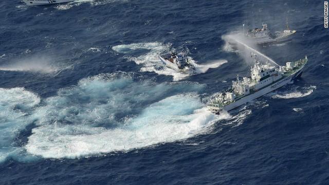 Cảnh sát biển Đài Loan tuyên bố hợp tác với Trung Quốc ở Biển Đông