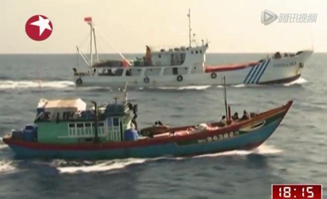 Video: Kiên cường bám trụ Hoàng Sa, đương đầu Hải giám Trung Quốc