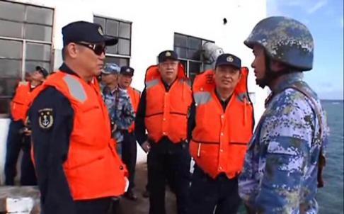 Tưởng Vĩ Liệt: Tham vọng độc chiếm Biển Đông để phục hưng Trung Hoa