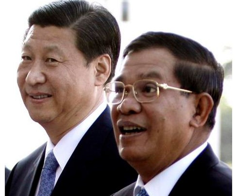 Tập Cận Bình hứa rót tiền, Campuchia ủng hộ lợi ích chiến lược TQ