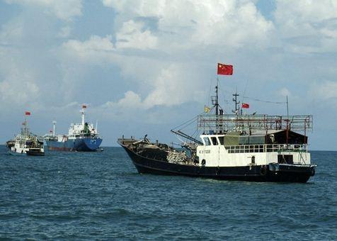 Trung Quốc dùng chiến thuật cờ vây cô lập Philippines ở Bãi Cỏ Mây