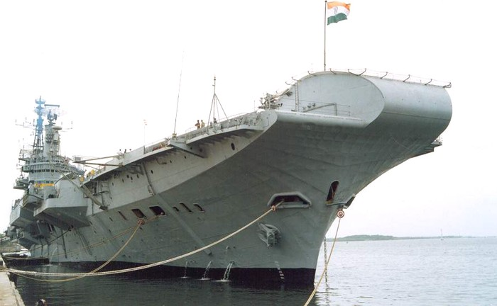 4 chiến hạm Ấn Độ tới Biển Đông - thông điệp quan trọng cho Trung Quốc