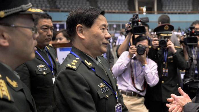 Shangri-la 12 sẽ thành nơi giao chiến giữa Trung Quốc-Philippines