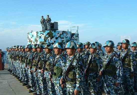 Trung Quốc chặn đường tiếp viện Philippines ra Bãi Cỏ Mây bằng mọi giá
