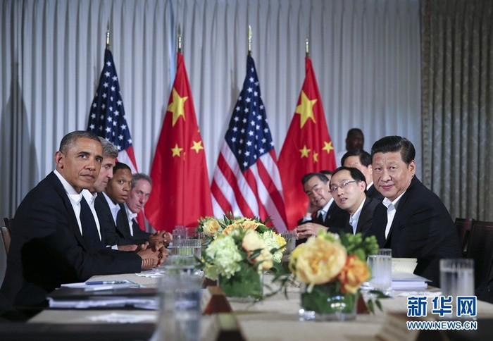 Video: Phát biểu của Tập Cận Bình và 3 câu hỏi cho Obama trong hội đàm