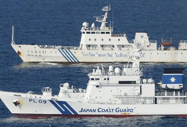 Trung Quốc tiến hành chiến tranh tàng hình gây bất ổn toàn khu vực