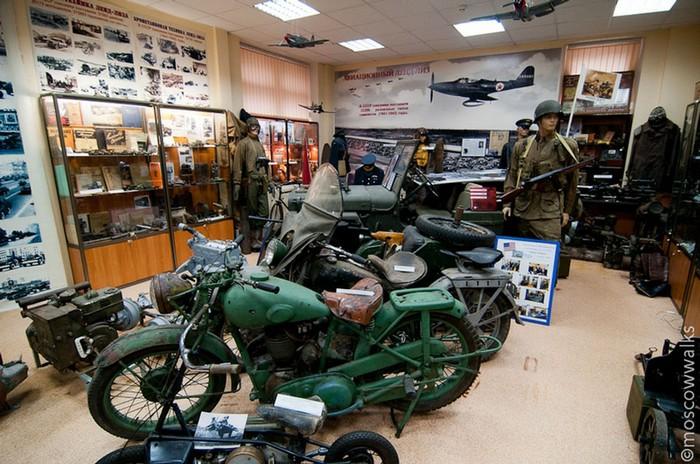 """Xem những """"kỷ vật"""" Mỹ tặng Liên Xô trong Thế chiến thứ II"""