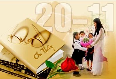 Ngày 20/11 là ngày tri ân các nhà giáo Việt Nam, nhưng ngày này cũng trở thành ngày các thầy cô giáo vòi vĩnh học sinh
