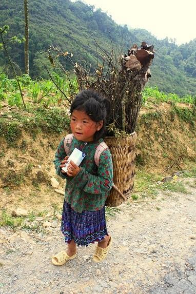 7 ngày, 10 tỉnh và 14.800 hộp sữa TH true MILK đến với trẻ em vùng cao