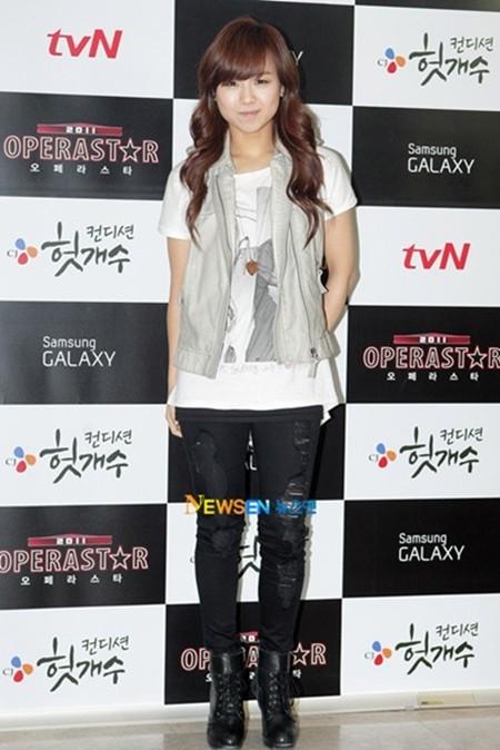 Kim Bo Young.